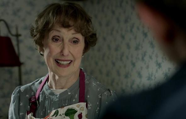 Sherlock mrs Hudson