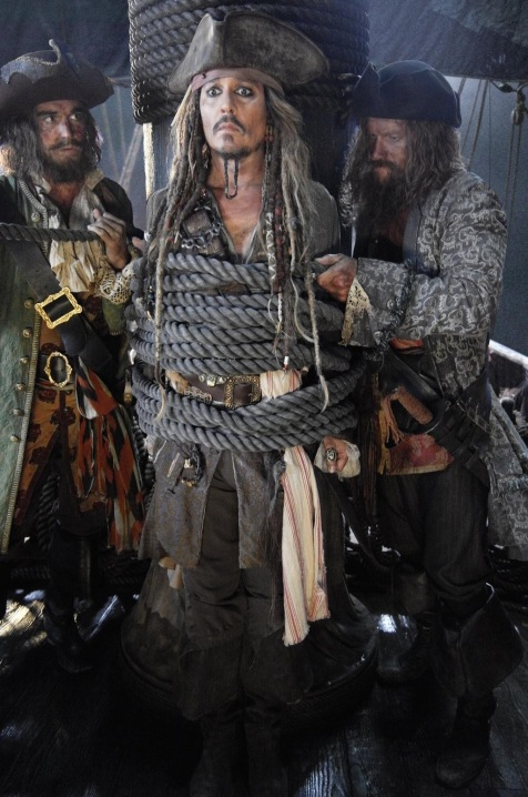 pirates of the caribbean dead man tell no tales deel 5