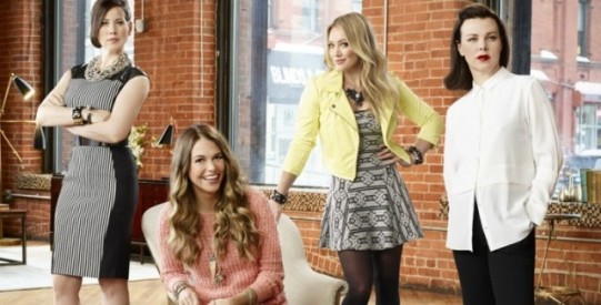 younger hilary duff marketing kantoor