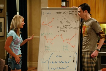 big bang theory informatie formules theorie