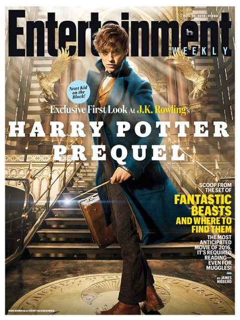 fantastic beasts and where to find them eerste beelden harry potter prequel