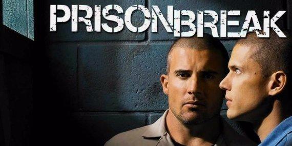Michael Scofield Lincoln Burrows Prison Break seizoen 5 nieuw seizoen