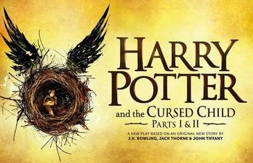 Harry Potter and the Cursed Child toneelstuk cast acteurs